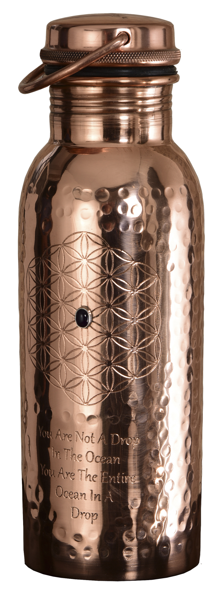Rumi Copper Bottle